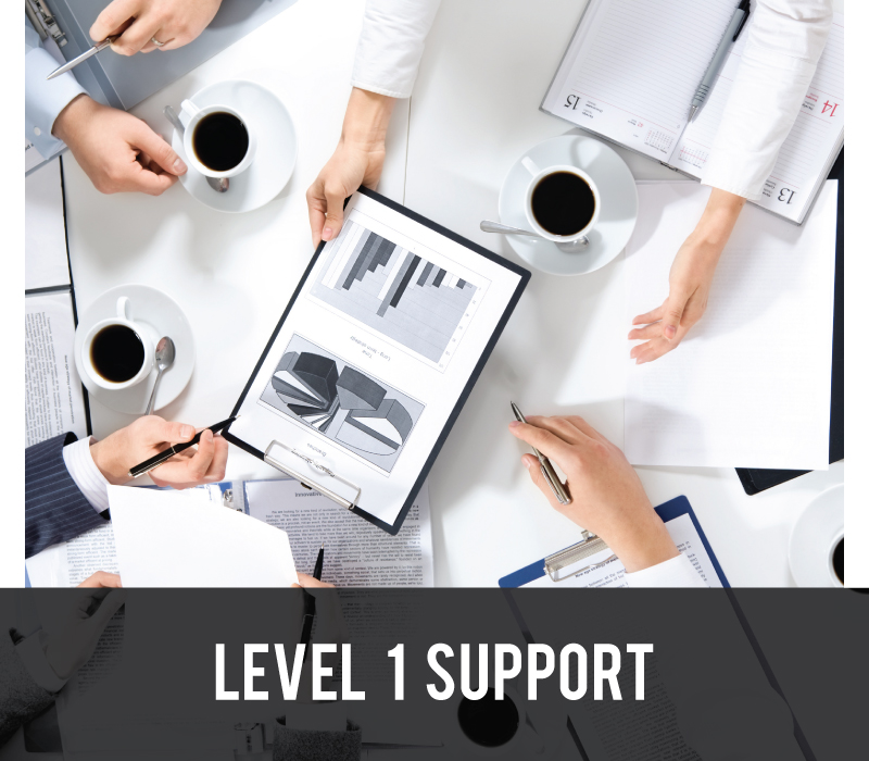 Level 1 Support
