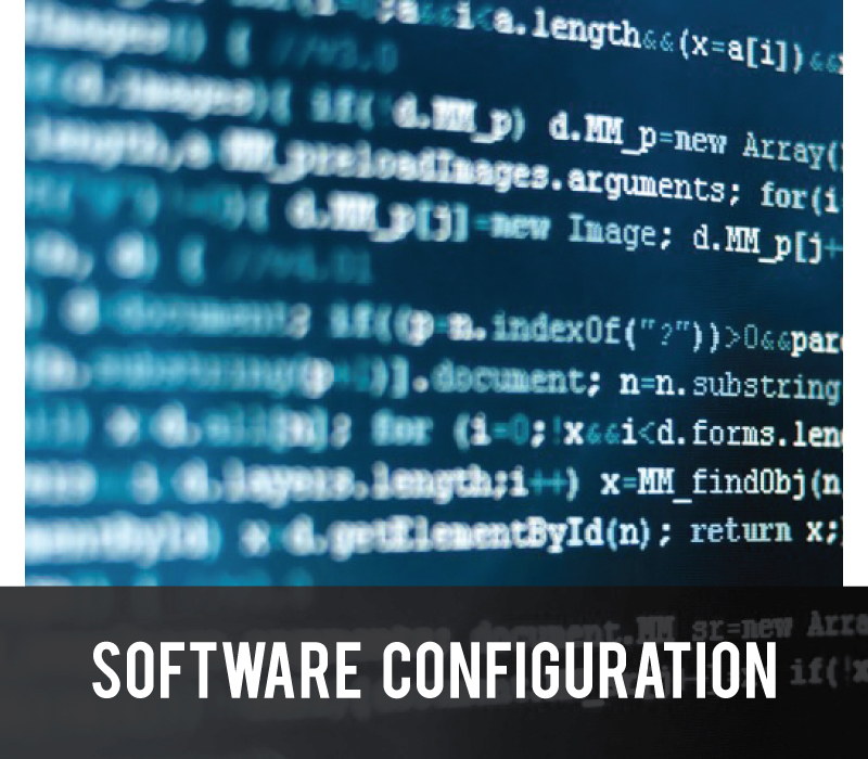 Software Configuration