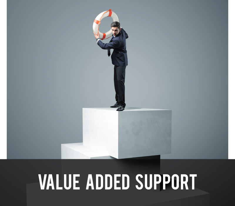 Value Added Support