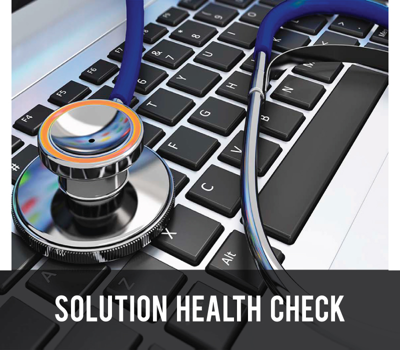 Solution Health Check