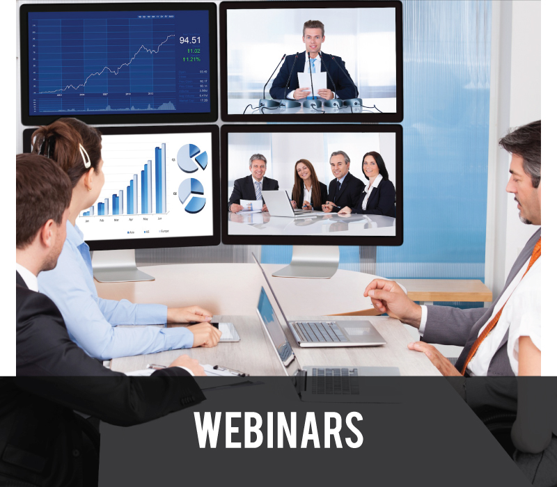 RJR Innovations Webinars