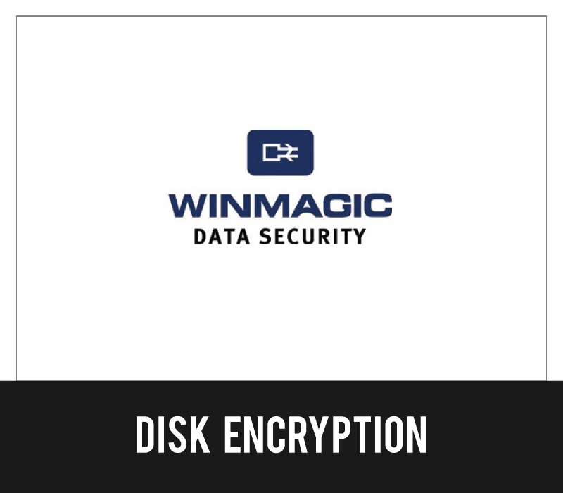 Winmagic - Disk encryption